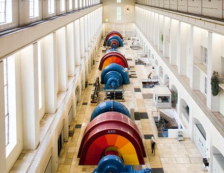 ENGIE Deutschland investiert mehr als zehn Millionen Euro in die Generalüberholung der Kraftwerksgruppe Pfreimd.