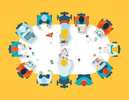 88 Prozent der Behörden arbeiten laut Branchenkompass Public Sector an Formaten wie beispielsweise Workshops, um ihre Mitarbeiter stärker in kommende Transformationsprozesse einzubeziehen.