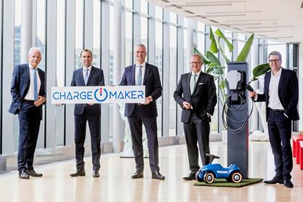 Die Unternehmen Mainova und Dussmann haben gemeinsam das Joint Venture Chargemaker gegründet.