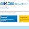 Gebündelt finden Kunden auf der neuen AKDB-Microsite alle Support- und Servicebereiche des IT-Dienstleisters.