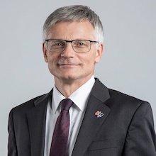 MVV-Vorstandschef Georg Müller