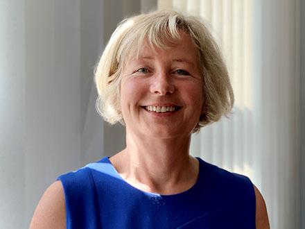 Ines Fiedler übernimmt die Funktion der Direktorin als Beauftragte für die Netze des Bundes.