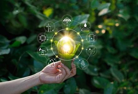 Im vergangenen Jahr wurden fast 43 Prozent des Strommixes aus Wind, Sonne, Wasser oder Biomasse erzeugt, zeigt der Klimaschutzbericht 2019.