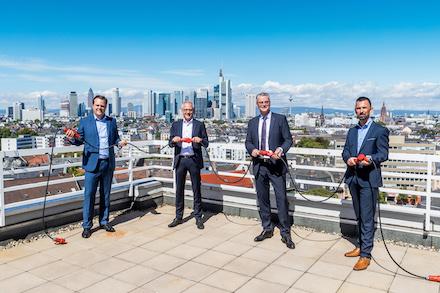 Neues Ausbaukonzept für das Stromnetz im Großraum Frankfurt Rhein-Main vorgestellt.