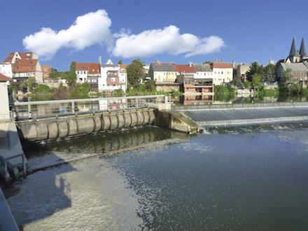 WWF Deutschland fordert den Stopp des Neubaus von Wasserkraftwerken in Bayern.
