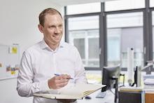 Der Leiter des neuen Kompetenzzentrums Wärmewende der KEA-BW, Dr. Max Peters, sieht in Wärmenetzen den entscheidenden Schlüssel für eine nachhaltige Wärmewende.