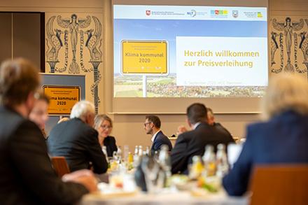 Insgesamt hatten sich 50 Kommunen mit 54 Projekten um den Titel als Niedersächsische Klimakommune 2020 beworben.