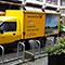 Mit einer neuen App sollen Lieferwagenfahrer in der Stuttgarter Innenstadt künftig freie Bahn beim Laden und Entladen haben.