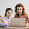 Ein Großteil der Eltern ist unzufrieden mit dem Management der Bildungsmaßnahmen während des Lockdown seitens der Schulen. Das hat eine Umfrage des Digitalverbands Bitkom ergeben.