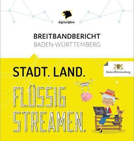 Der im September 2020 veröffentlichte baden-württembergische Breitband-Bericht erklärt auch Fachbegriffe zum Thema.