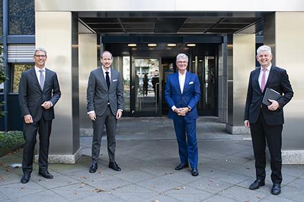 Die Beteiligten ziehen eine positive Zwischenbilanz zur Einführung der E-Akte in Nordrhein-Westfalen.