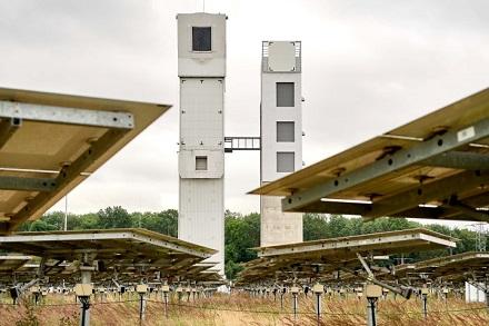 Das Deutsche Zentrum für Luft- und Raumfahrt hat MAN Energy Solutions mit dem Bau eines Flüssigsalzkreislaufs für seine Solarforschungsanlage in Jülich beauftragt.