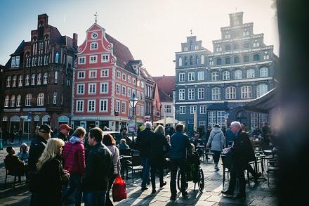 Wurde im September 2020 als Energiekommune des Monats ausgezeichnet: Lüneburg.