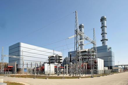 Gaskraftwerk Irsching 5 produziert wieder Strom.