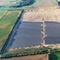 Derzeit im Bau: Der Solarpark Zietlitz in Mecklenburg-Vorpommern.