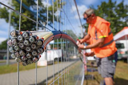 Glasfaser bis ins Haus für Ebendorf und Eichwalde.