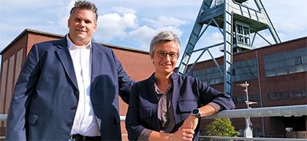 Arne Baltissen und Leslie Czienienga übernehmen die Geschäftsführung von PROSOZ Herten.