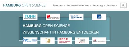 Die Open-Science-Plattform der Freien und Hansestadt Hamburg ist online.