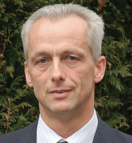 Peter Schulte-Rentrop, Vertriebsleiter Versorgungswirtschaft bei Wilken.