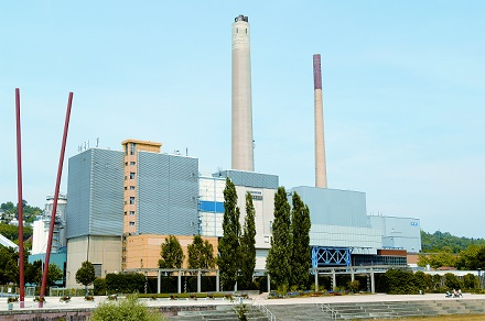 Wird in die neue Sparte Erzeugung der Stadtwerke Pforzheim eingegliedert: HKW Pforzheim.