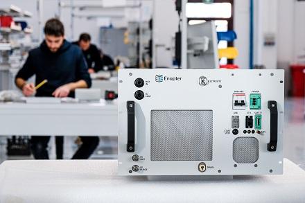 In Saerbeck wird eine Fabrik zur Produktion von Elektrolyseuren entstehen.