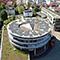 Das Dach der Gemeinschaftsschule West Tübingen soll mit einer Photovoltaikanlage ausgestattet werden.