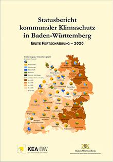 Wo erfolgreiche Klimaschutzaktivitäten umgesetzt wurden und wo noch Nachholbedarf besteht, zeigt der Statusbericht zum kommunalen Klimaschutz in Baden-Württemberg.