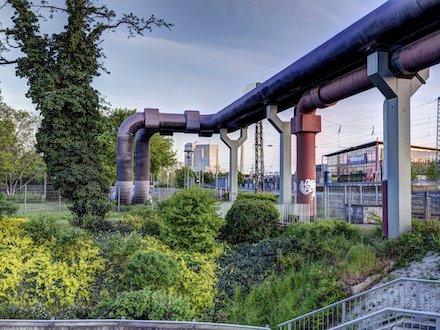 Das Fernwärmenetz von MVV Energie wurde vor zehn Jahren von Mannheim bis ins rheinlad-pfälzische Speyer ausgebaut.