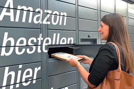 Auch Kommunen bestellen bei Amazon.