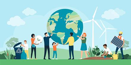 Kommunen sind Schlüsselakteure bei der Umsetzung von Klimaschutzprojekten, sagt die rheinland-pfälzische Umweltministerin Ulrike Höfken.