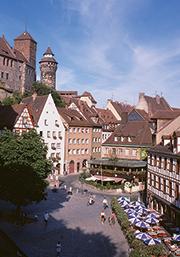 Nürnberg kommuniziert digital.