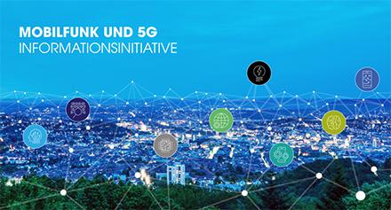 """In Baden-Württemberg startet jetzt die Initiative """"Mobilfunk und 5G"""", um die Einführung des neuen Mobilfunkstandards zu unterstützen."""