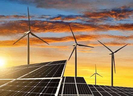 Erneuerbare Energien trotzen der Covid-19-Krise global mit Rekordwachstum.