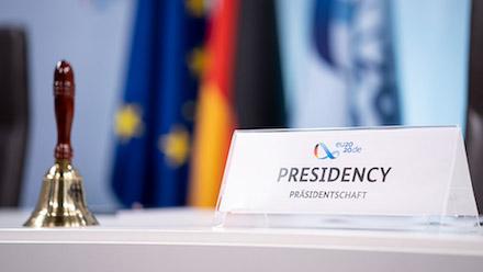 Im Rahmen der deutschen EU-Ratspräsidentschaft waren BMI und BSI die Gastgeber der EU-Cybersicherheitskonferenz.
