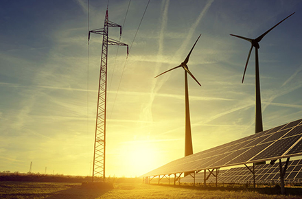 Die Bruttostromerzeugung aus erneuerbaren Energien ist in Baden-Württemberg im Jahr 2019 um 7,2 Prozent (18,2 TWh) gestiegen.