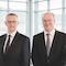 Die beiden Geschäftsführer der Stadtwerke Jena Gruppe, Thomas Zaremba (l.) und Thomas Dirkes, werden das Unternehmen verlassen.