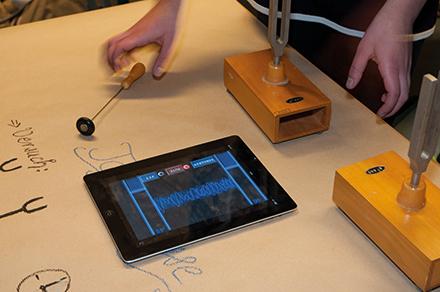 Tablets können die Unterrichtsqualität steigern.