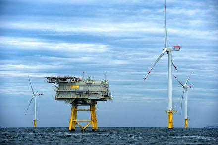 Windpark Riffgat: EWE verkauft seine Offshore-Sparte, behält aber seine Windpark-Beteiligungen.