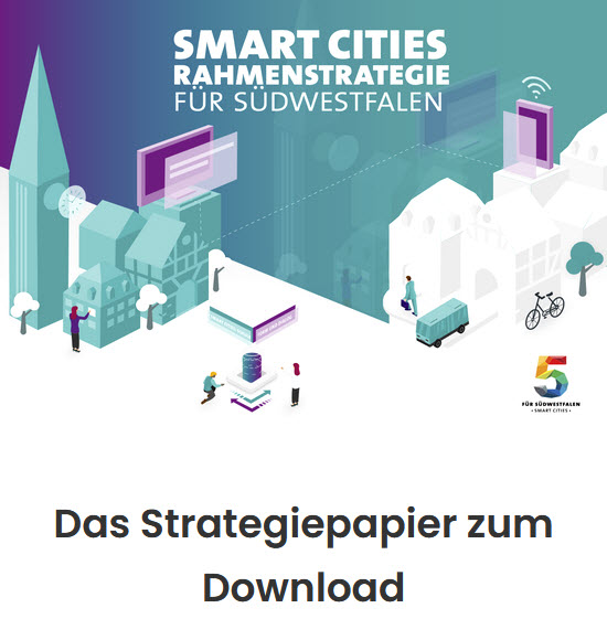 Rund 80 Interessierte aus ganz Südwestfalen nahmen an der ersten Smart Cities: Konferenz teil.