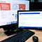 Das Jobcenter im Kreis Recklinghausen ermöglicht die Antragstellung auf ALG II am PC oder Tablet.