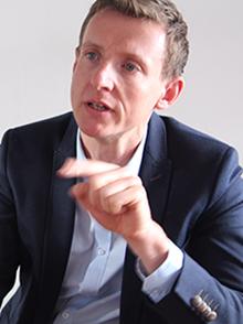 Andreas Brohm ist Bürgermeister der Stadt Tangerhütte.