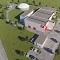 Visualisierung der neuen Biogasanlage in Bernburg.