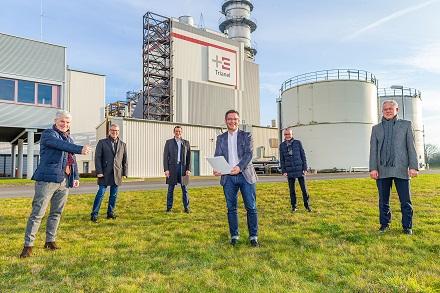 Für Hamm wurde eine Absichtserklärung zur Errichtung eines Wasserstoffclusters unterzeichnet.