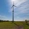 Der Strom des Regensburger Bürgerwindkraftwerks wird in Zukunft durch die REWAG vermarktet.