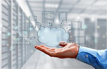 Cloud-Technologie hilft dabei, Emissionen einzusparen.