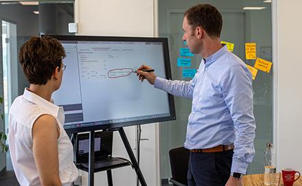 Die Hochschule Münster setzt seit 2017 auf ein Enterprise-Content-Management-System, um interne Prozesse zu optimieren.
