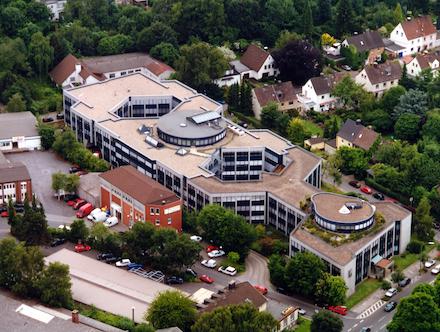 Das Unternehmen Materna – hier der Hauptsitz in Dortmund – feiert 2020 sein 40-jähriges Bestehen.