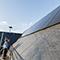 Die Dachfläche des Gemeindehauses von Horn im Hunsrück bietet noch Platz für weitere Photovoltaikmodule.