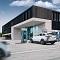 Die Siemens-Ladesäule für öffentliches Laden, Sicharge D, eignet sich als Schnellladestation an der Autobahn und in der Stadt oder in öffentlichen Parkhäusern.
