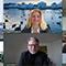 Virtuelles Auftakt-Meeting der RIWA-Gesellschafter zum Jahresstart.